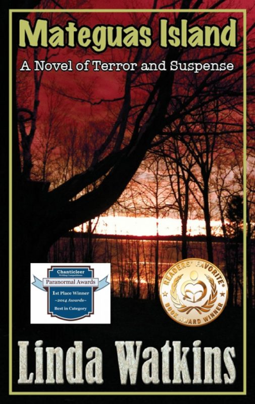 Mateguas Island, A Novel of Terror and Suspense